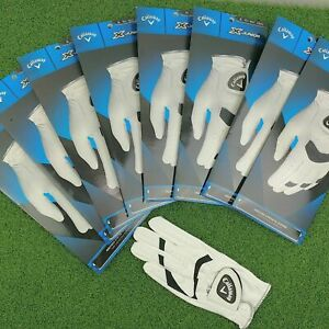 NEW Callaway X Junior Digitized Synthetic Leather Golf Glove