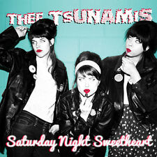 Thee Tsunamis - Saturday Night Sweetheart [New Vinyl]