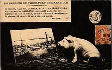CPA MARSEILLE La Sardine du Vieux Port de Marseille (403617)