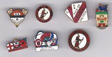 Southampton collection of football badges