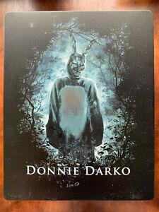Donnie Darko Blu-ray Steelbook 2001 Cult Movie Classic Arrow Video