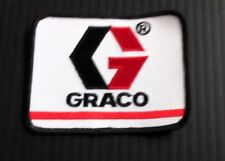 New Vintage Embroidered GRACO  Patch (1970's)