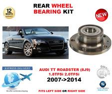 für Audi TT Hinterradlager 2007- > 2014 Roadster 8J9 Links o rechts Hand Seite