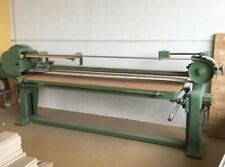 Langband Schleifmaschine Holz Holzbearbeitung Maschine Schleifen Heesemann 250cm