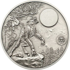 10 $2013-Palau-Mythical Creatures Collection-GAROU/LOUP GAROU