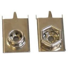 PCB Mount PP3 9V Battery Terminals Connector (Pair)