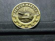 Pin Panzer Marsch Abzeichen - 3 cm