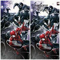 Venom #26 Clayton Crain Virgin Variant Set w/ CoA Sold Out NM