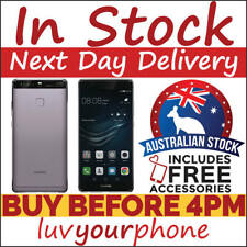 Huawei P9 EVA-L09 32GB Grey 4G LTE Unlocked Smartphone AU Model