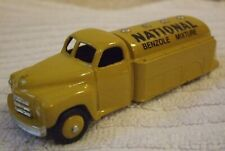 DINKY (RARE) MODEL *** PETROL TANKER - NATIONAL BENZOLE *** CAT No 443 - 1954