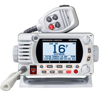 Standard Horizon GX1800G With GPS VHF Marine Radio: US, Canadian, International