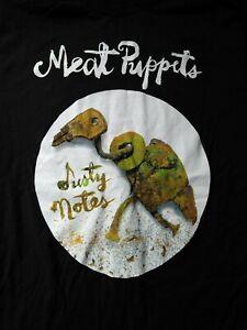 Meat Puppets Dusty Notes T-Shirt (XL) Unworn