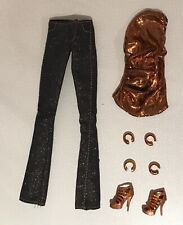 Barbie Mattel Basics Model Muse 2.1 Metallic Collection 2.5 Outfit