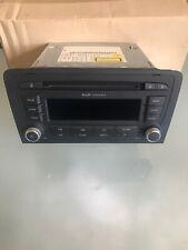 Audi Concert 2 Radio CD MP3 Audi A3 8P 2DIN + Code