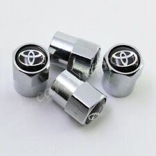 Vehicle Auto Car Wheel Tire Valve Caps Dust Cover For Toyota Universal Accessory