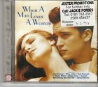 (EU487) When A Man Loves A Woman, 17 tracks various artists - 1997 CD