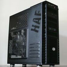 Cooler Master HAF 932 Advanced Red Gaming Full Tower Computer PC Case