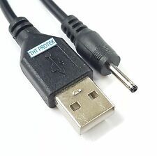 USB Cargador Cable Red De Alimentación Para Onda Vi40 Elite Tablet PC
