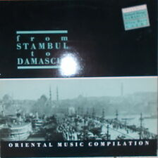 LP From Stambul To Damascus - Oriental Music Compilation ,MINT-,cleaned,Rar