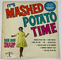 It's Mashed Potato Time by Dee Dee Sharp 1963 Vinyl Record