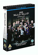 'Allo 'Allo - Series 8-9 - Complete (DVD, 2008, 3-Disc Set, Box Set)