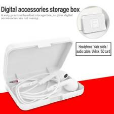 Waterproof Carrying Hard Case Box Headset Earphone Earbud Storage Pouch Bag g