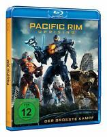 Pacific Rim - Teil: 2 - Uprising [Blu-ray/NEU/OVP] Die Kaiju kehren zurück - un