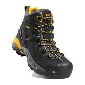 Keen Men's Pittsburgh Waterproof  Steel Toe Safety Boots 1007023