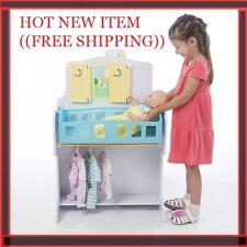 Melissa & Doug Mine to Lov Baby Care Activity Center,Nursery,Dolls,Kitchen 31701