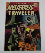Tales of The Mysterious Traveler #10 (1st Print) 4.0 VG Ditko Cover Art