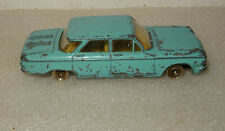 DINKY TOYS CHEVROLET CORVAIR MADE IN FRANCE MECCANO N°5521 ECHELLE 1/43 ème 61