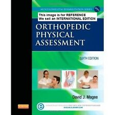 Orthopedic Physical Assessment by David J. Magee (Int' Ed Paperback)6ED