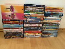 60x Kinder DVD Sammlung - Kinderfilme Dvds Paket ua Disney