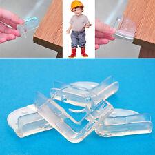 Bebé Niños Esquina Muebles Protectores 4PCS Cojín De Seguridad Guard Cajones