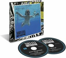 More details for nirvana - nevermind 30th anniversary edition 2cd pre-sale 12/11/2021