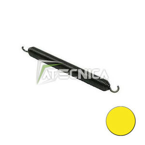 Ressort de compensation jaune 5,5 mm pour lisses FAAC GENIUS SPIN 4C 00058F1814