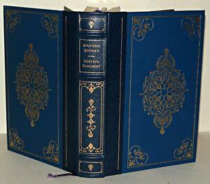 Madame Bovary - Gustave Flaubert -  Hardback , Franklin Library - 1979