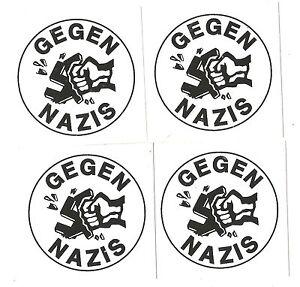 100 Aufklärung statt Verschwörungsideologien Sticker Antifa Aufkleber