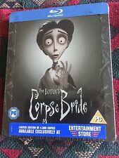 Corpse Bride steelbook, region free uk import