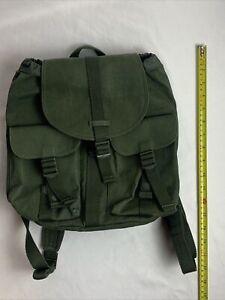 Herschel Rugsack Military Army Green Miniature Mini Backpack
