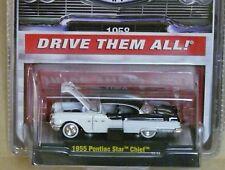 1955 Pontiac Star Chief 1:64 Scale M2 Diecast