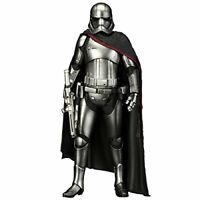 Star Wars The Force Awakens Captain Phasma 1/10 Scale Statue By ArtFx Kotobukiya