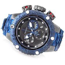 25069 Invicta Subaqua Noma VI Swiss Quartz Men's 51mm Chrono Leather Strap Watch
