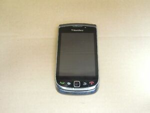 BlackBerry Torch 9800 - 4GB - Black (Orange) Smartphone