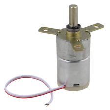 Bqlzr High Torque 12v Dc 25 Rpm Gear Box Stabilivolt Electric Motor