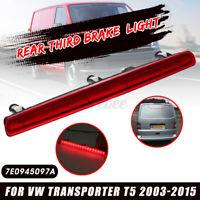 Centre Tailgate High Level Brake Light For VW Transporter T5 03-15 7E0945097A