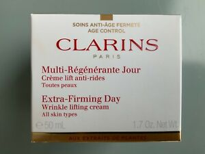 CLARINS Extra-Firming Day - Wrinkle lifting cream - All skin types 50ml