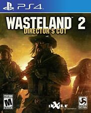 PLAYSTATION 4 PS4 WASTELAND 2: DIRECTOR'S CUT BRAND NEW AND SEALED