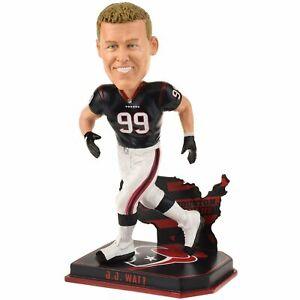 JJ Watt Houston Texans Nation Limited Edition Bobblehead NFL