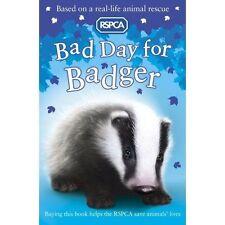 Bad Day for Badger by Sarah Hawkins (Paperback, 2014)-9781407139661-G031